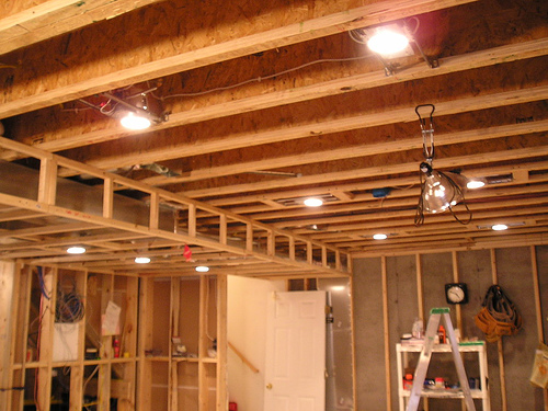 Canned Ceiling Lights Basement Stairs: Products